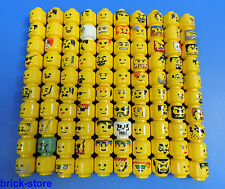 LEGO Figure Teste / Volti / 5 Pezzi