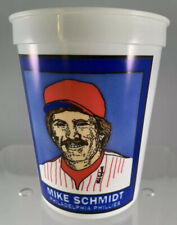 Mike Schmidt Philadelphia Phillies 1989 Turkey Hill MLB Stars Cup