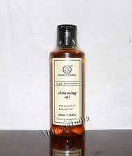 210 ml Khadi Herbal Slimming Oil Burn Down Cellulite Reduce Extra fat