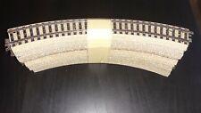 Märklin H0 5120 M-Gleis 10x Industriekreis 45° (Zustand gut)
