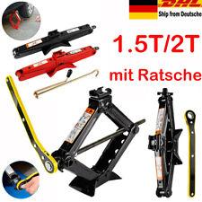 AUTO 1.5T/2T Wagenheber Scherenw...