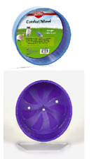 "Kaytee Comfort Exercise Wheel, 8.5"", Large, Colors Vary- For Hamster Rat Gerbil."