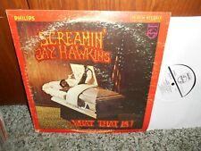 Screamin' Jay Hawkins What That Is Philips Stereo VINTAGE COPY Vinyl WLP LP