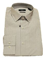 Hugo Boss Men's Slim Fit Button Up Casual Shirt Size 39 15 1/2 NEW $145