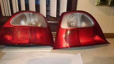 MG ZR ROVER 25 Rear Lights Complete Unit