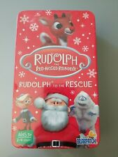 New Rusolph The Red-Nosed Reindeer Rudolph To The Rescue Card Game