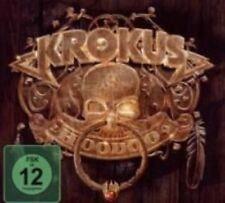 Hoodoo [CD/DVD] by Krokus (CD, Mar-2010, Sony BMG)