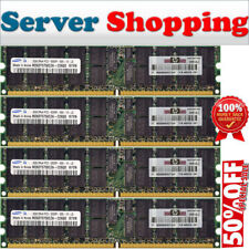 8 GB KIT HP Genuine (4x 2 GB) 2Rx4 PC2-5300P Equiv. KINGSTON KTH-XW9400K2/4G