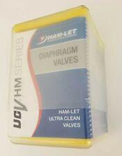 Ham-Let HM20-4VKLC-GF4-HB ucv HM Series Ultra Clean Diaphragm Valves New