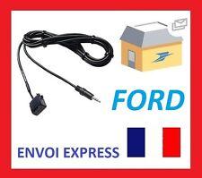 Adaptateur fiche MP3 AUTORADIO FORD C-MAX S-MAX MONDEO 6000CD 6000 CDC 5000C