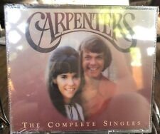 CARPENTERS - THE COMPLETE SINGLES AND CHRISTMAS PORTRAIT CD'S