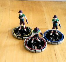 HERO CLIX - DC  ICONS  - JOKER - FIGURE  SET   R,E,V,  - WITHOUT CARDS