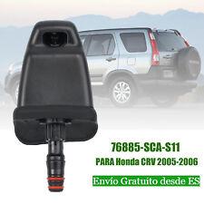 boquilla lava faro para Honda CRV 2002-06 76885-SCA-S11 izquierda y derecha