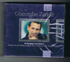 GHEORGHE ZAMFIR - 20 PANPIPE FAVORITES - 2 CD SET - NEUF NEW NEU