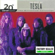 Tesla – The Best Of Tesla CD NEW