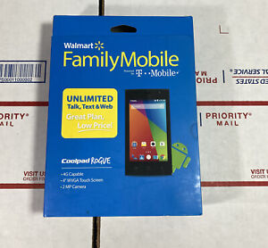 NEW/ SEALED 🔥Coolpad Rogue GSM Smart Phone - T- Mobile - NEXT DAY SHIP