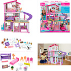 Barbie Dreamhouse Dollhouse 360 Play With Pool Slide And Elevator 70+ Accesories