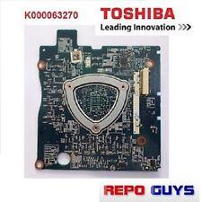Toshiba VGA Board Video Card K000063270 NB9E-GTX, 1G - Qosmio : NEW