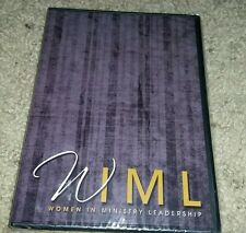 WIML Women In Ministry Leadership Four Square Gospel Dvd Teaching 2010 Rare OOP