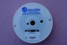 Alpha Wire 5859/10  BLACK  100'
