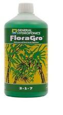 GHE FloraGro 1 Liter Wuchs Dünger Grow  Hydro, Erde indoor Flora Gro