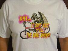 "Vintage Bmx T Shirt ""It Don't Hurt Til The Bone Shows"" 2Xl (Nos) ""New Old Stock"""