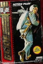 1993 3 3/4 Inch GI G I Joe Action Action Pilot Commemorative Box Hasbro T0226506
