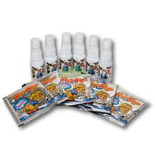 6 Liquid Ass Spray 5 Fart Bomb Bag Stink Crap Gag Gift