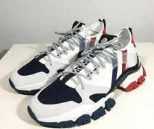 Brand-new Men's Moncler White Trevor Sneakers in US 11/Euro 44