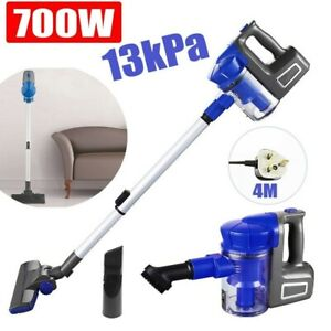 3in1 700W Handheld Vacuum Cleaner Upright Stick Lightweight Vac Bagless Hoover