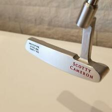 New listing Scotty Cameron PROTOTYPE STERLING 1996/100 #35 Used good ship from Japan