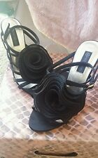 Forever New party heels flower detail size 6 / 37