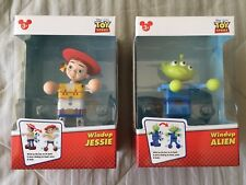 Disney Parks Pixar Toy Story Windup JESSIE & ALIEN - NEW SET