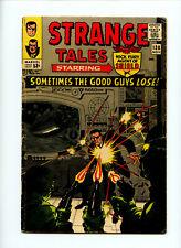 Strange Tales #138 VG 1st appearance of Eternity
