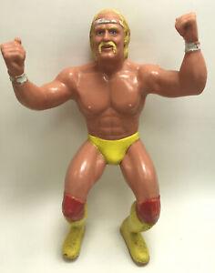 "WWE Early 80s Hulk Hogan LJN 8"" Wrestling Figure Collectible wwf"