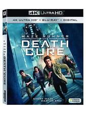 Maze Runner: The Death Cure (4K Ultra HD Blu-ray Disc ONLY, 2018)