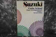 Suzuki Violin School   Piano Accompaniments Volume 1