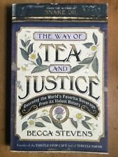 The Way of Tea and Justice.  Becca Stevens, 2015.