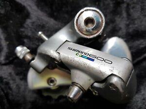 1988 Shimano 600 Tricolor Ultegra RD-6400 rear derailleur vintage bike bicycle