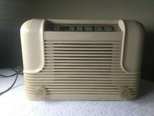 Vintage 1940's Garod 5-A4 with Schematics for Radio Cream Tested works