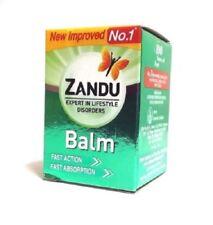 Zandu Balm Fast Pain Relief Ayurvedic 8 ml X (8 Pack)