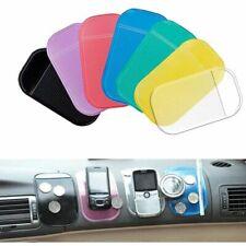 Car Dashboard Pad Sticky Anti-Slip Non-Slip Mat Cell Phone Holder Mount Adhesive