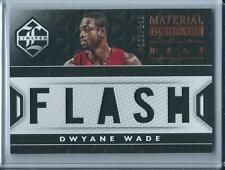 Dwyane Wade Single Modern (1970-Now) Basketball Trading Cards