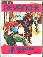 ¤  REVANCHE n°3  ¤ 1975 ELISA PRESSE