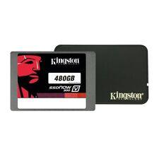 """Kingston - SSDNow V300 - 480 Go 2,5"""" SATA 3 avec Kit de mise à niveau pour pc"""