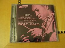 Hank Mobley - Roll Call - DVD Audio Classic 24/96 DAD Blue Note
