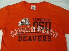 Oregon Estado Castores - NCAA / FBS / Pac 12 - Naranja - Tamaño Mediano Camiseta