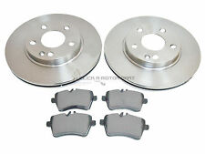 MERCEDES A CLASS A160 A170 A180 + CDi FRONT BRAKE DISCS AND PADS NEW W169
