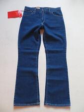 Levi's 525 Bootcut Jeans Hose, W 33 /L 32, NEU ! Indigo Stretch Denim ! Gr. 42