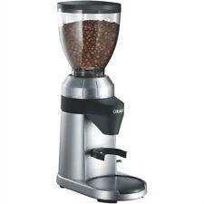 Graef CM 800 Kaffeemühle silber